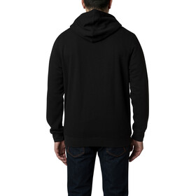 Fox Heritage Forger Kapuzenpullover Herren black/grey